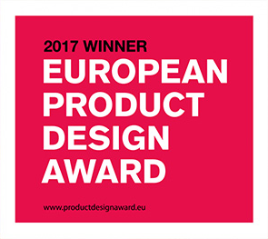 winner 2017 european product design award